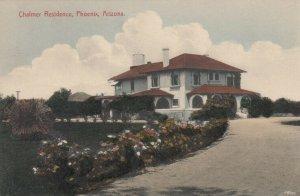 PHOENIX , Arizona , 1900-10s ; Chalmer Residence