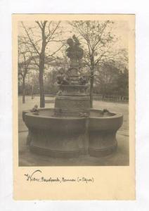 RP  WIEN, Resselpark, Brunnen, Austria, 20-40s