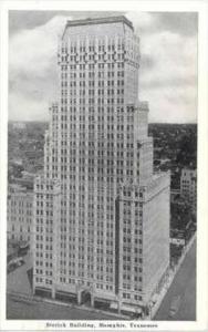 Sterick Building, Memphis, Tennessee, PU-1951