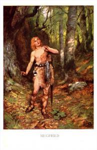 3665  Siegfried   Hunter in Forest