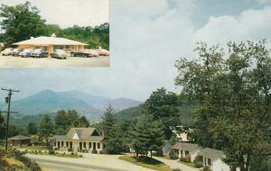 LAKE JUNALUSKA,  North Carolina , 1940-60s; Wayside Restaurant & Motor Court