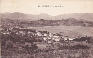 AJACCIO , France, 00-10s ; Vue sur le Golfe