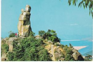 Post Card Hong Kong The Amah Rock