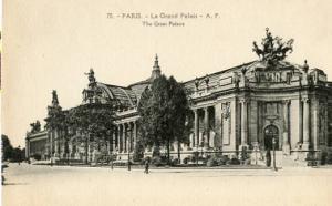 France - Paris, The Great Palace