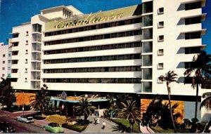 The Casablanca Hotel Miami Beach Florida 1959