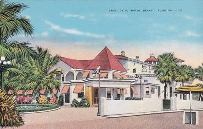 Florida Palm Beach Bradley's Beach Club