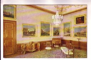 Tuck Oilette, Windsor Castle,  Interior, The State Apartments, Set B, Queen's...