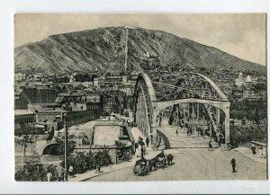 3144929 Georgia TIFLIS Chahrohadze Bridge TBILISI Vintage PC