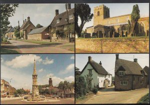 Northamptonshire Postcard - Views of Culworth, Sulgrave & Middleton Cheney C1279