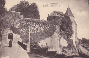 France Josselin Le Chateau Cote Ouest