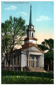 New York Ellenville   Reformed Church