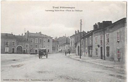 France.  Toul Pittoresque