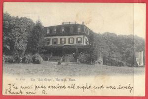 The Oak Grove, Magnolia, Massachusetts - 1906