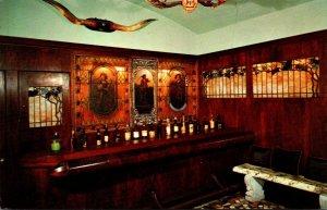 Florida Sarasota Ringling Residence Bar