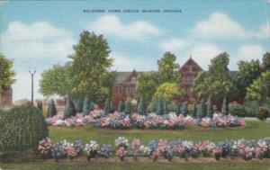 Indiana Marion Soldiers' Home Circle 1947