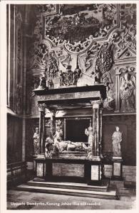 RP; UPPSALA, Sweden; Domkyrka, Konung Johan III;s minnesvdrd, 10-20s