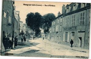 CPA MEUNG-sur-LOIRE - Rue d'ORLÉANS (271565)