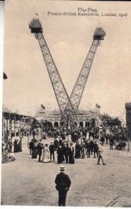 Franco-British Exhibition - Flip-Flap 1908