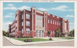 Indiana Lafayette Jefferson High School