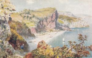 Oddicombe Bay , TORQUAY , England, 1900-10s ; TUCK 7368