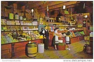 Interior Rau's Country Store Frankenmuth Michigan