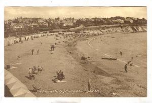 Falmouth, Gyllyngvase Beach, England , 1920-40s