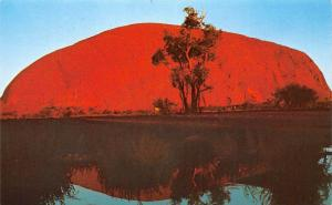 Australia Ayers Rock The largest Single Rock in the World