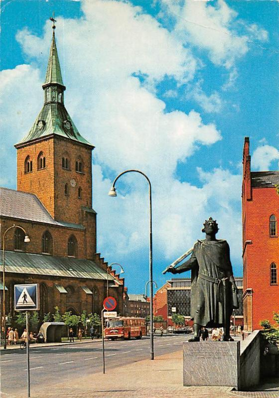 Denmark Odense St. Canute's Cathedral St. Knuds Kirche
