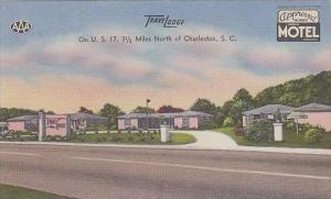 South Carolina Charleston Trave Lodge