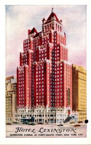 New York Hotel Lexington