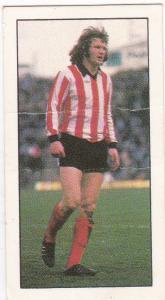 Trade Cards Geo. Bassett FOOTBALL 1979-80 No 42 Alan Dodd (Stoke City)
