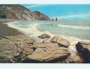 Unused Pre-1980 TOWN VIEW SCENE Cape Breton Nova Scotia NS p8845