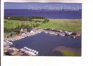 Fishing Boats, Malpeque Wharf, Prince Edward Island
