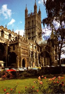 England Gloucester Cathedral