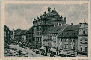 VINTAGE POSTCARD:  CZECH REPUBLIC - Plzeň - Pilsen