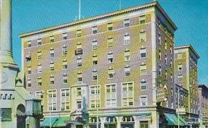 Hendrick Hudson Hotel At Monument Square Troy New York