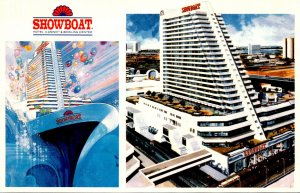 New Jersey Atlantic city Showboat Hotel Casino and Bowling Center