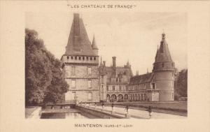 MAINTENON, Eure Et Loir, France, 1900-1910´s; Les Chateaux De France