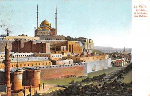 Le Caire Egypt, Egypte, Africa Citadelle et tombeaux des Califes Le Caire Cit...