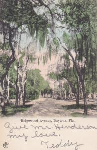 DAYTONA, Florida; Ridgewood Avenue, 00-10s