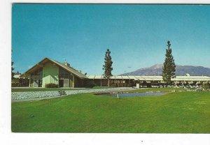 Vintage Postcard, El Rancho Verda Country Club, Riaito, California