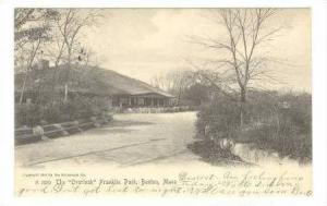 The  Overlook  Franklin Park,Boston,Massachusetts,1905
