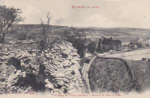 Blâmont , Meurthe-et-Moselle , France , 00-10s ; Un Coin du Vieux Chateau - ...
