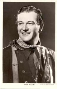 John Wayne Actor / Actress Movie Star Unused