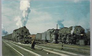 NORFOLK & WESTERN RAILWAY CLASS ZLB 2 6 6 2, NORFOLK VA