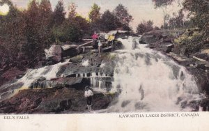 KAWARTHA LAKES DISTRICT, Ontario, Canada, PU-1913; Eel's Falls