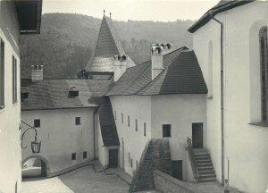 Slovakia Postcard Oravsky Zamok