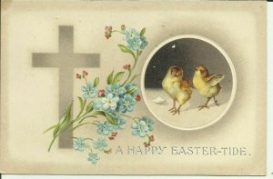 A Happy Easter- Tide   Embossed