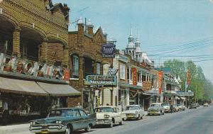 Main Street , LOUISEVILLE , Quebec , Canada , PU-1969