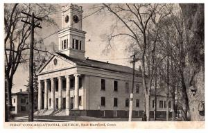 Connecticut  East Hartford ,   First Congregational Church